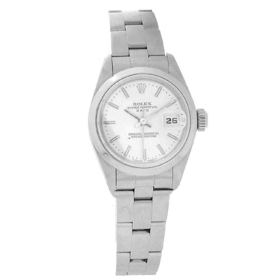 Rolex Lady's Datejust Oyster Perpetual Watch