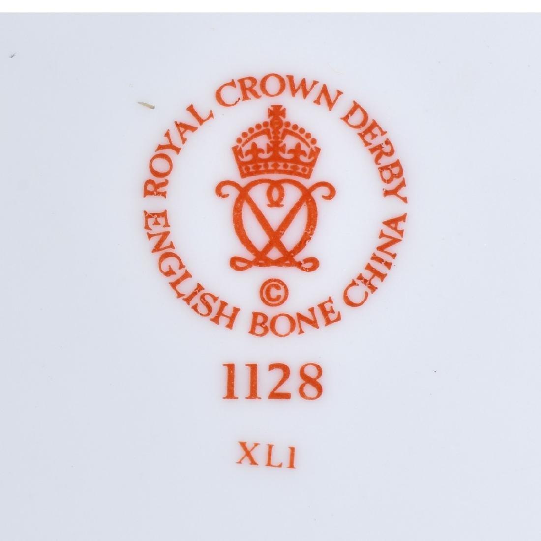 Royal Crown Derby Old Imari Tureen - 5