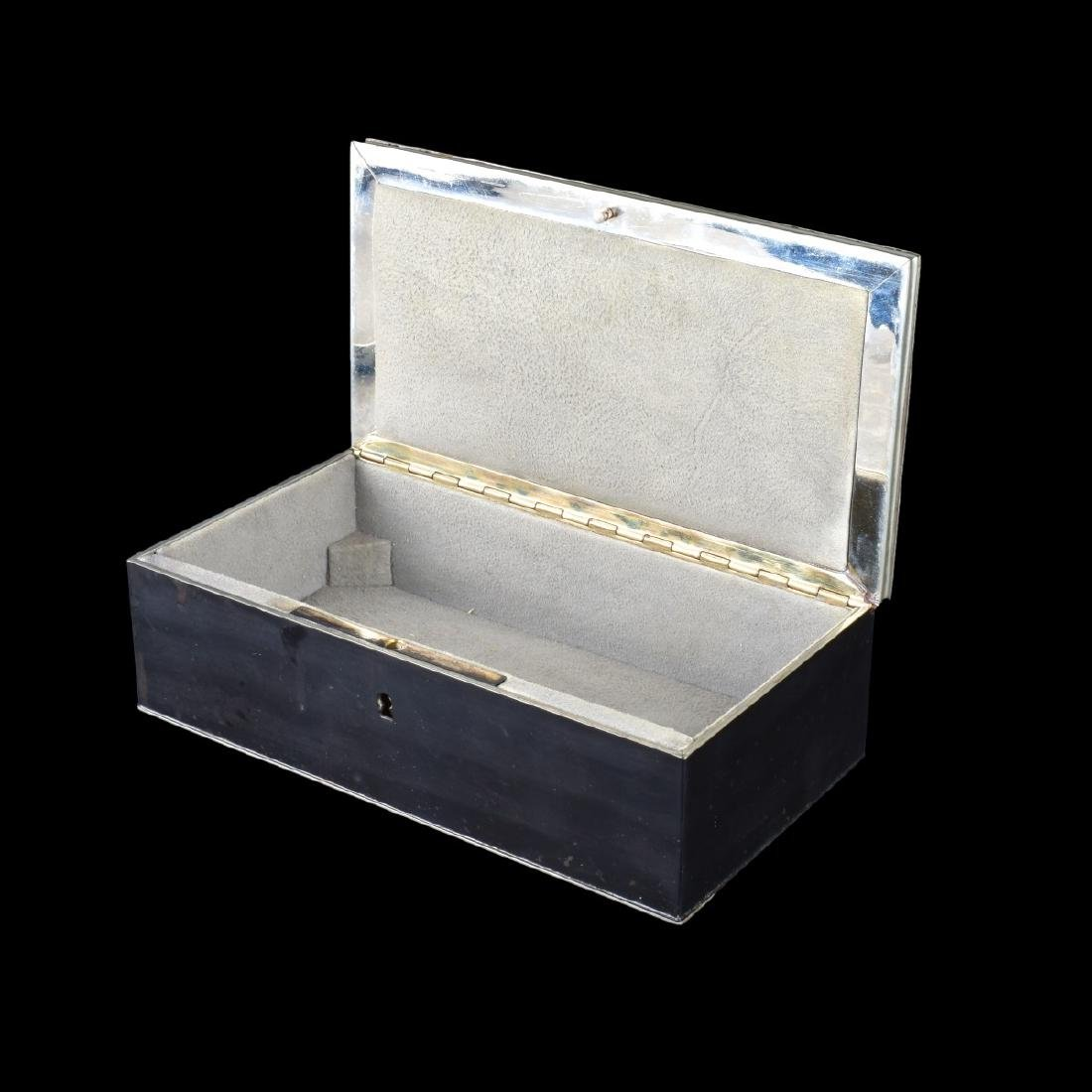 Vintage Art Deco Hinged Box - 3