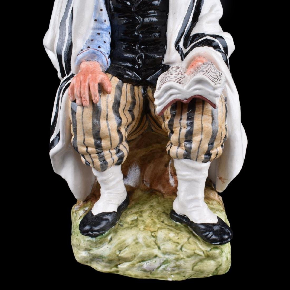 Gardner Russian Imperial Porcelain Figure - 3