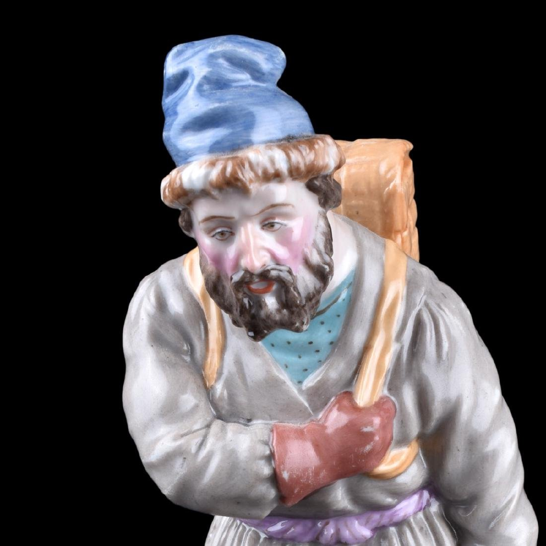 Russian Imperial Porcelain Figure - 2