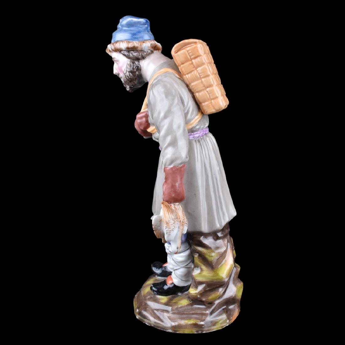 Russian Imperial Porcelain Figure - 3