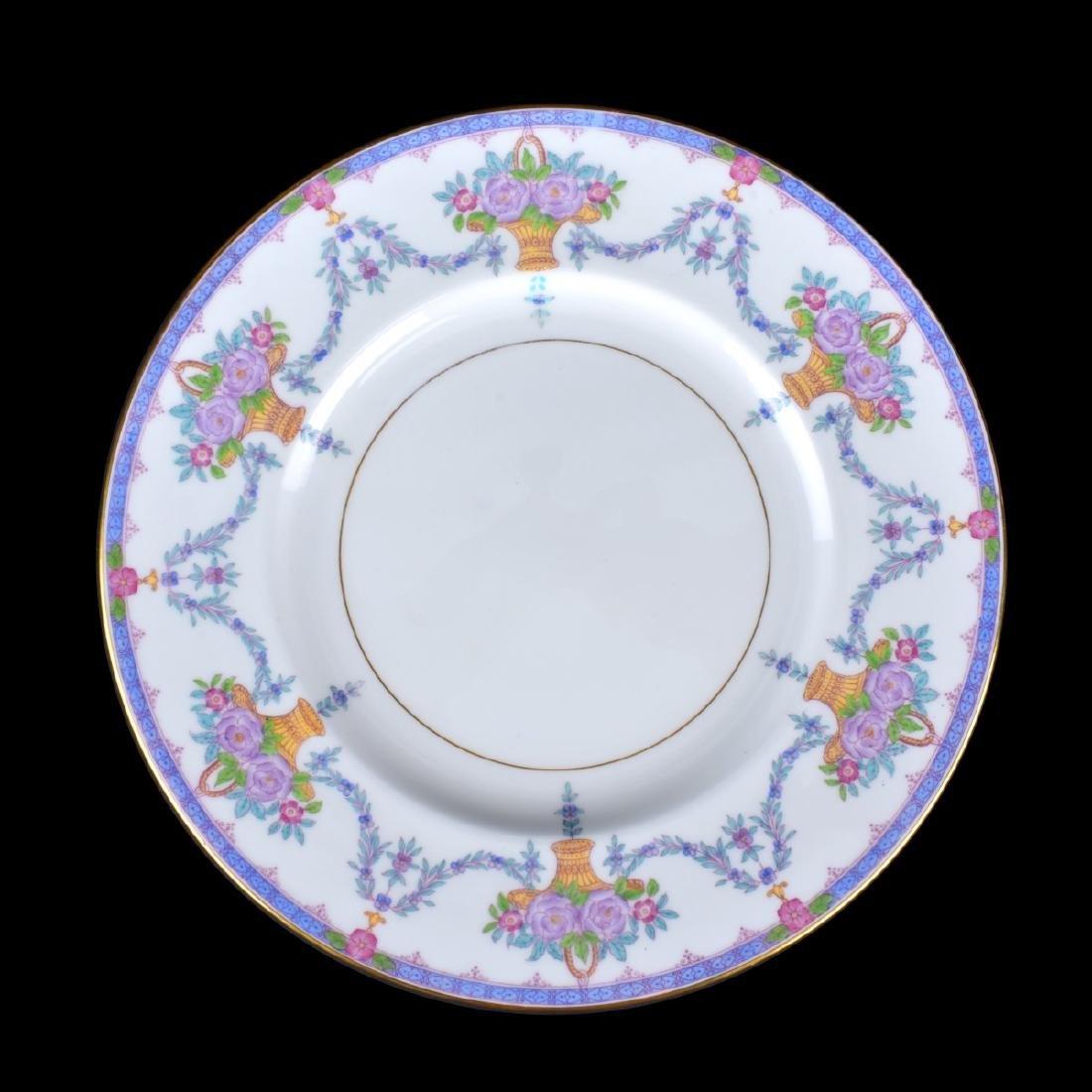 Set of Twelve (12) Minton English Porcelain Plates - 2