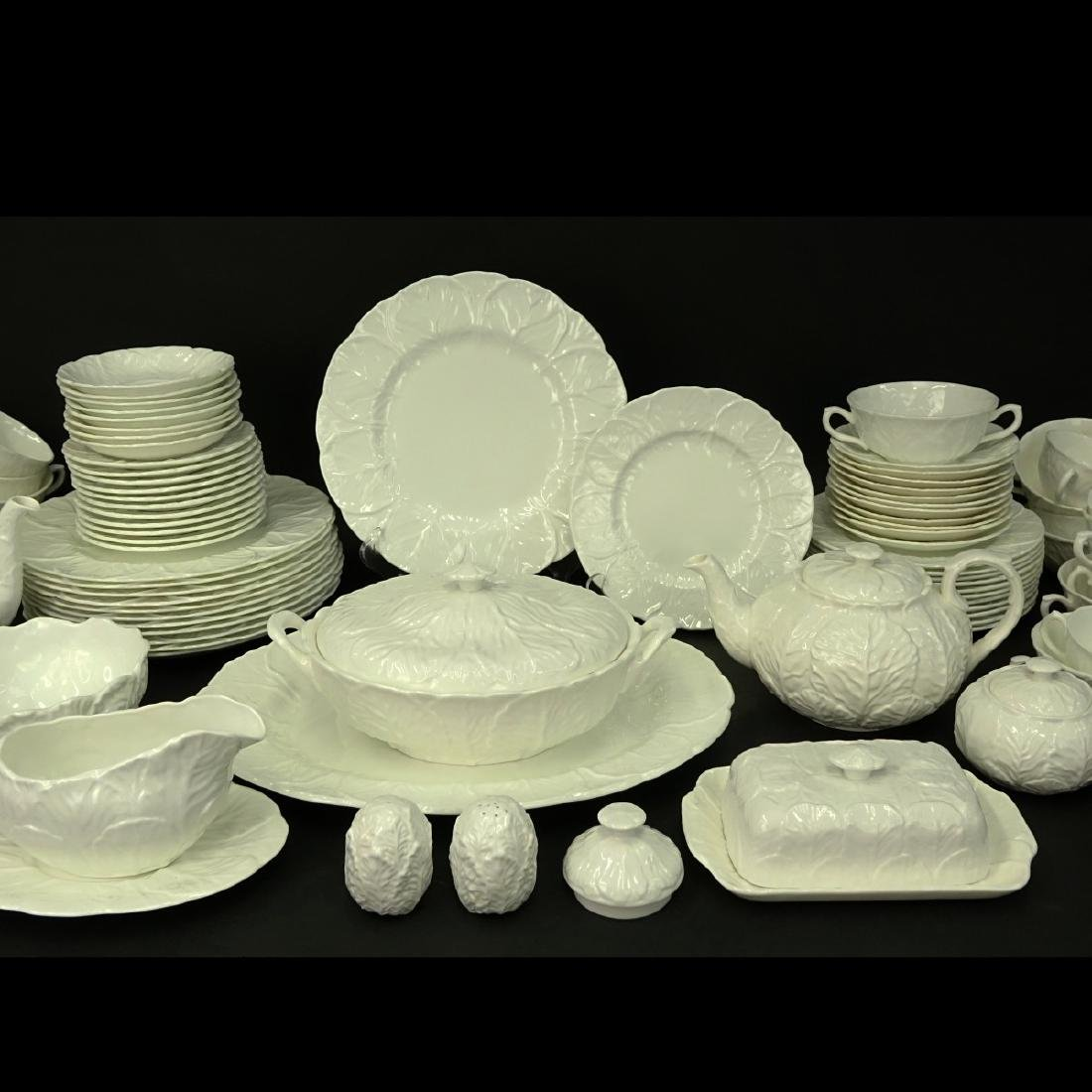 92 Piece Coalport White Countryware Dinner Service - 3