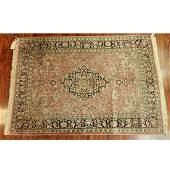 Persian Silk Oriental Rug