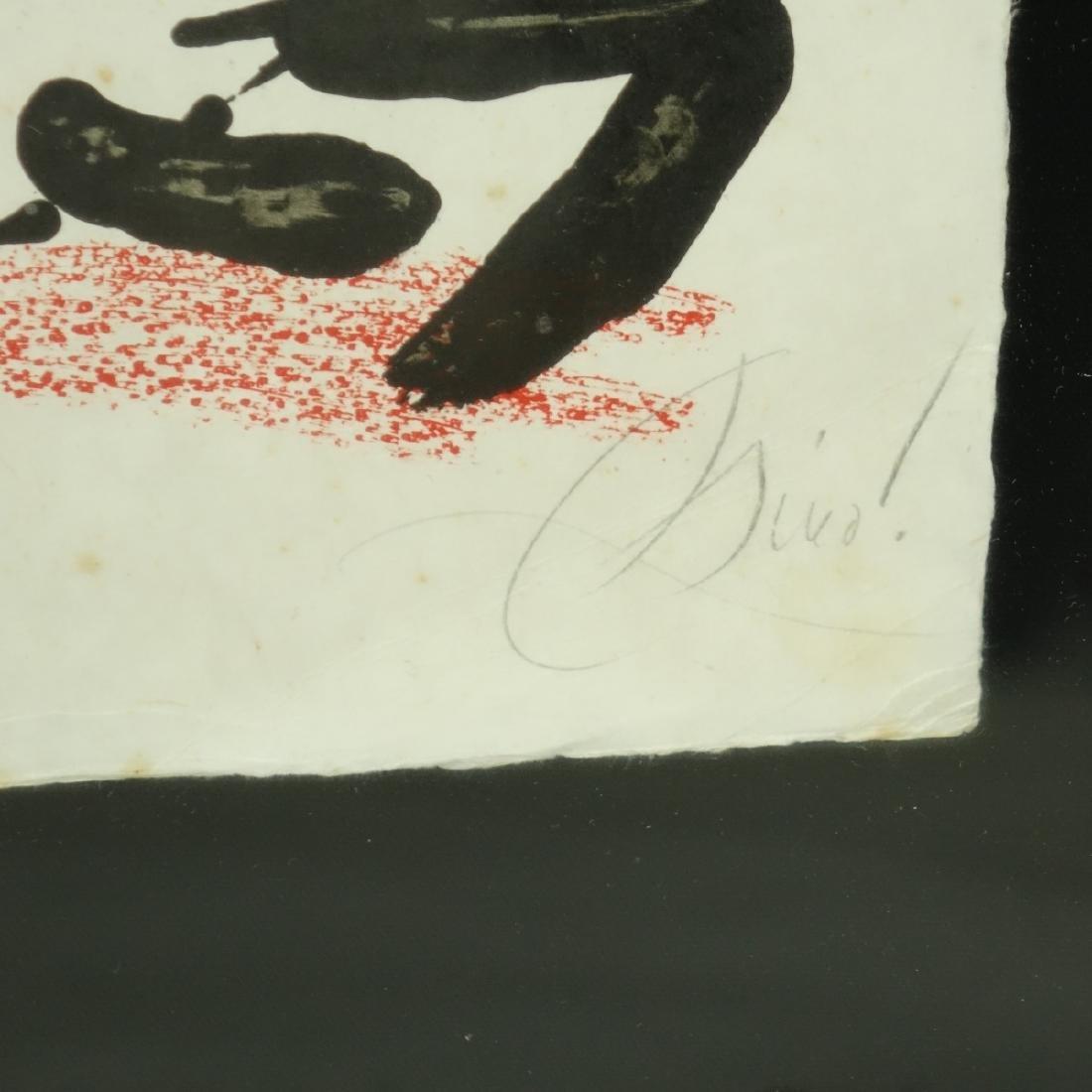 Joan Miro Lithograph - 3