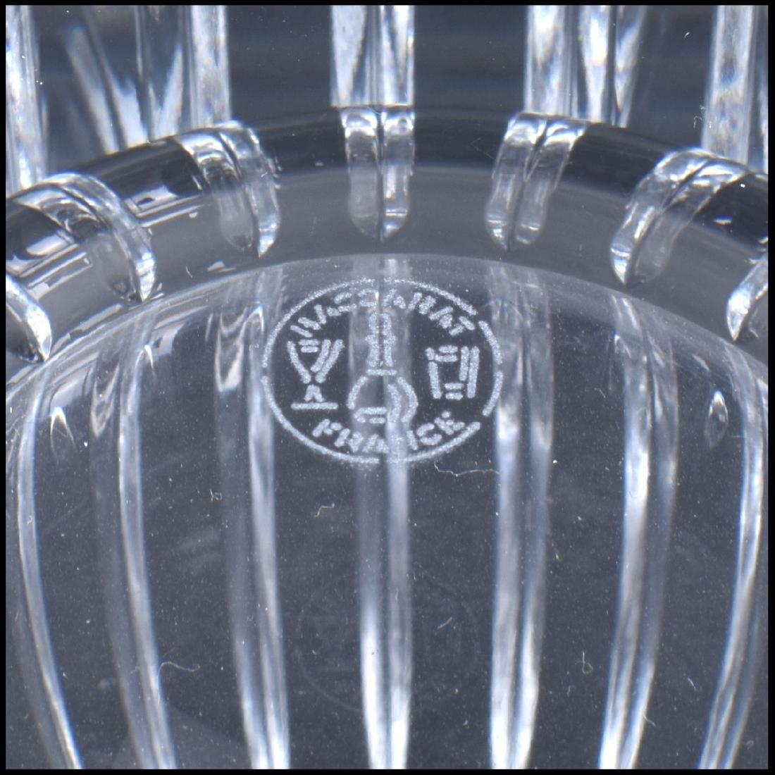 Baccarat Glasses - 5