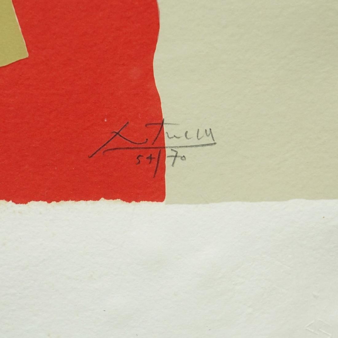 Robert Motherwell Lithograph - 3