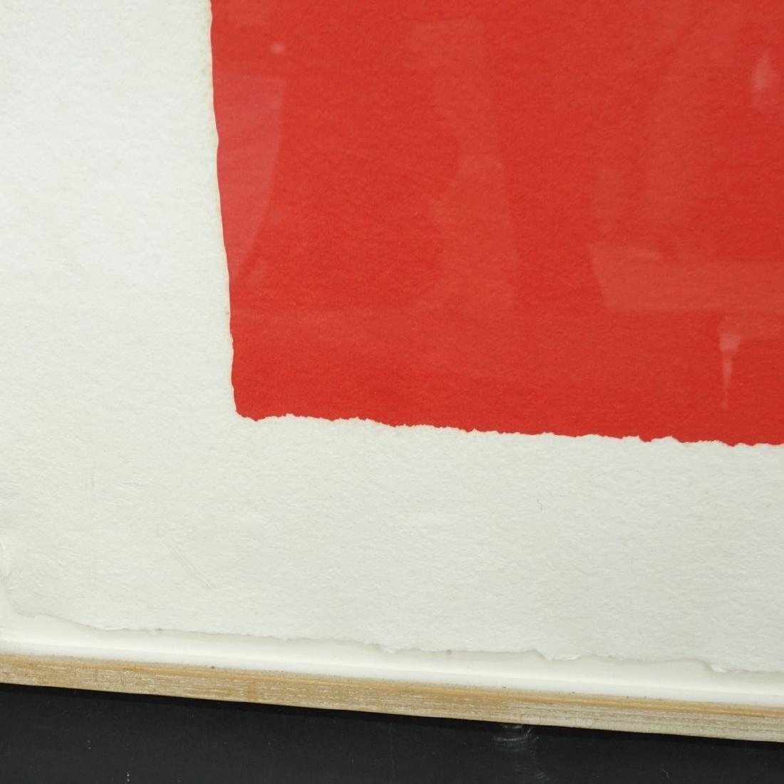 Robert Motherwell Lithograph - 4