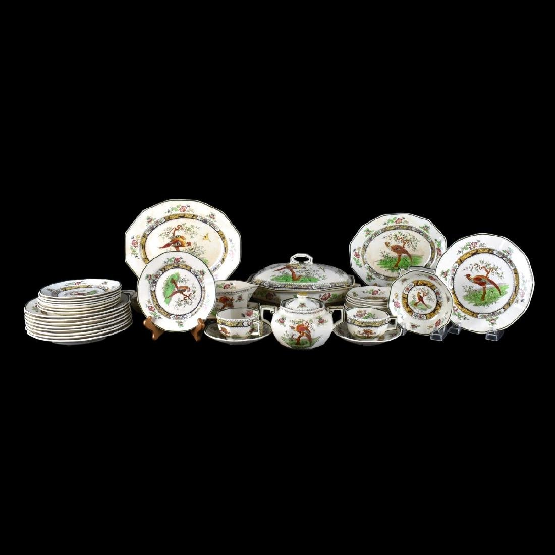 38 PC Royal Doulton Pekin