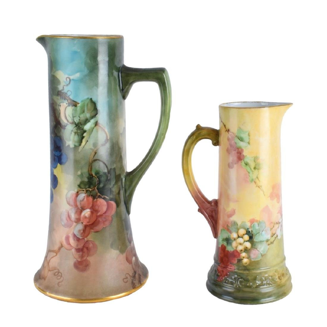 Limoges Pitchers - 3