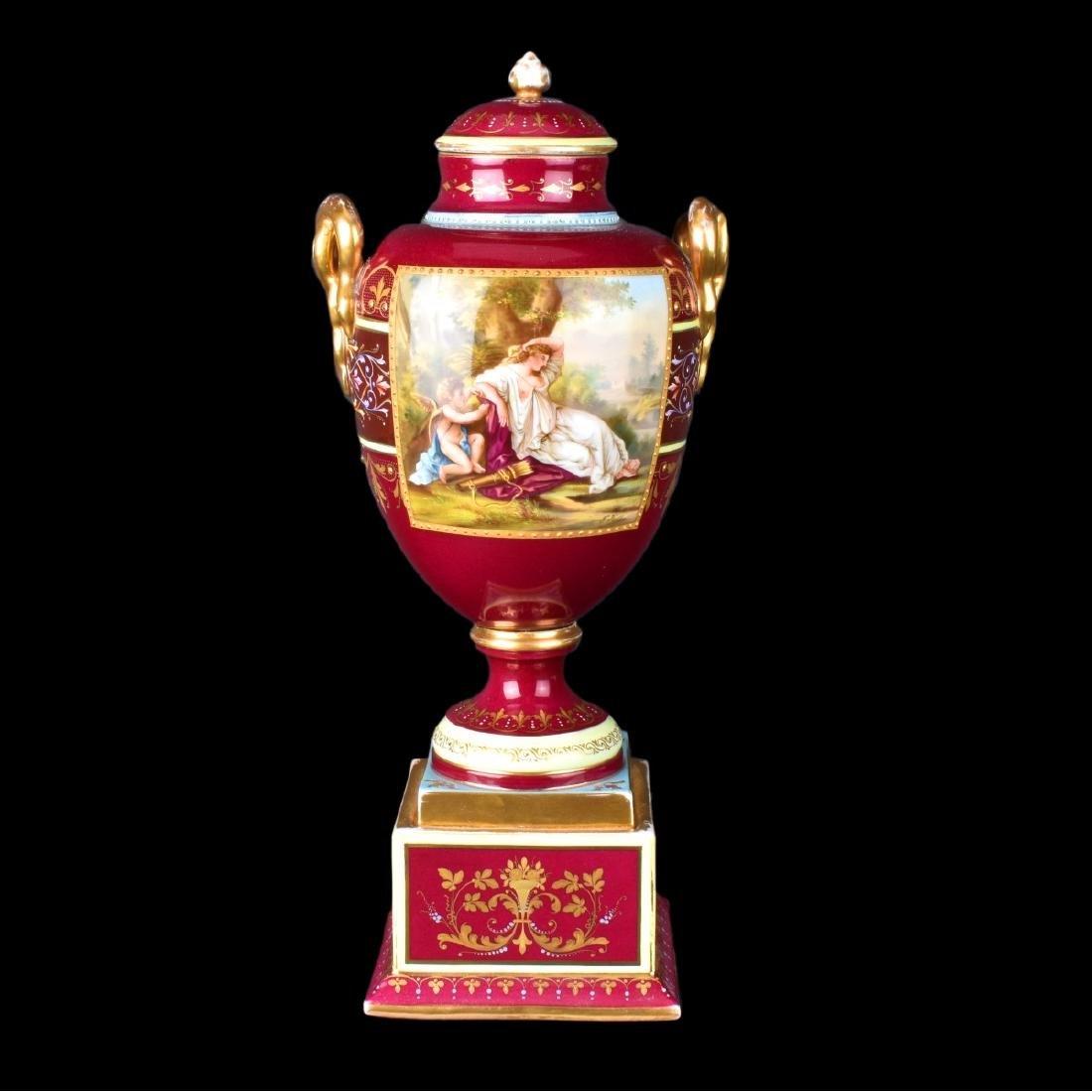 Royal Vienna Urn