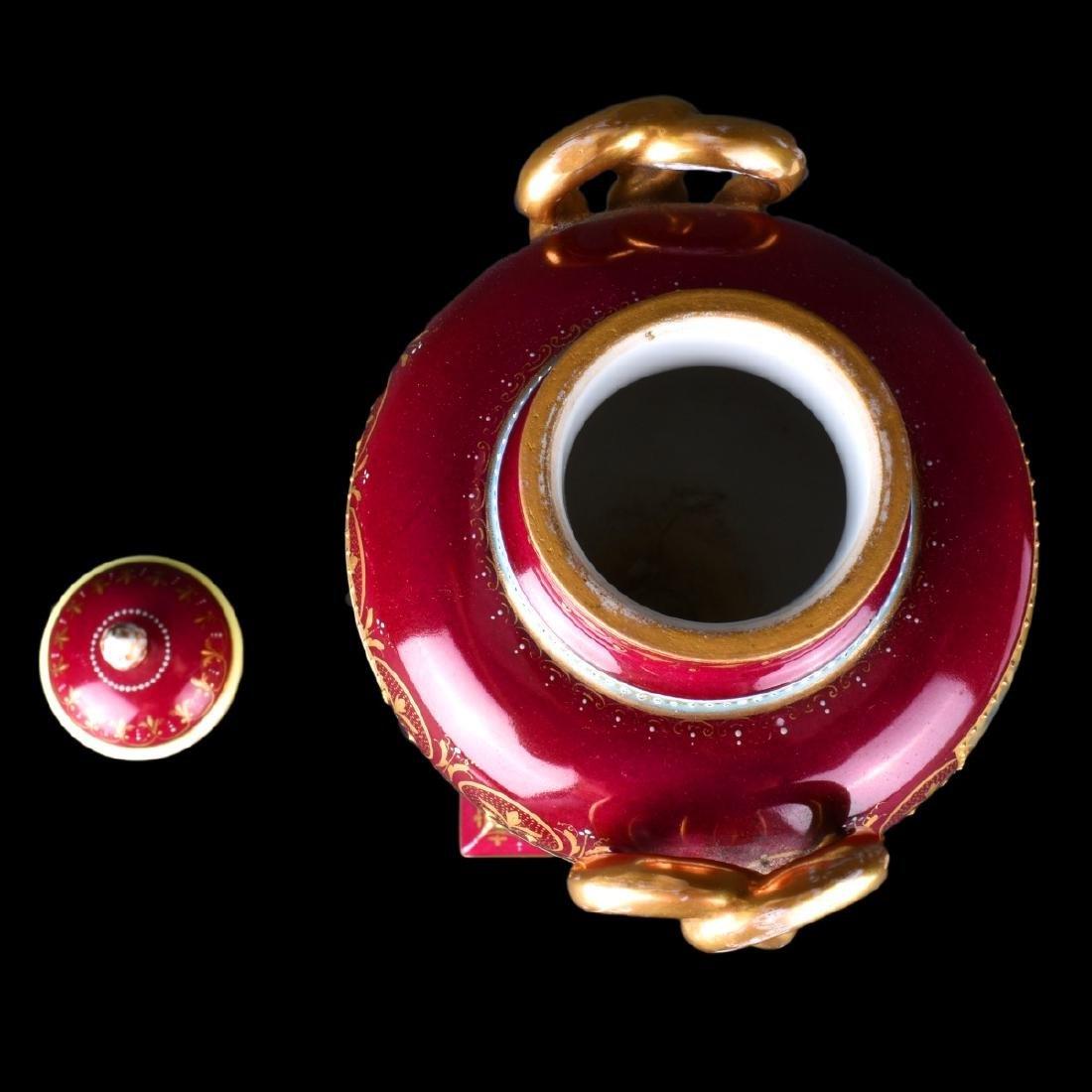 Royal Vienna Urn - 4