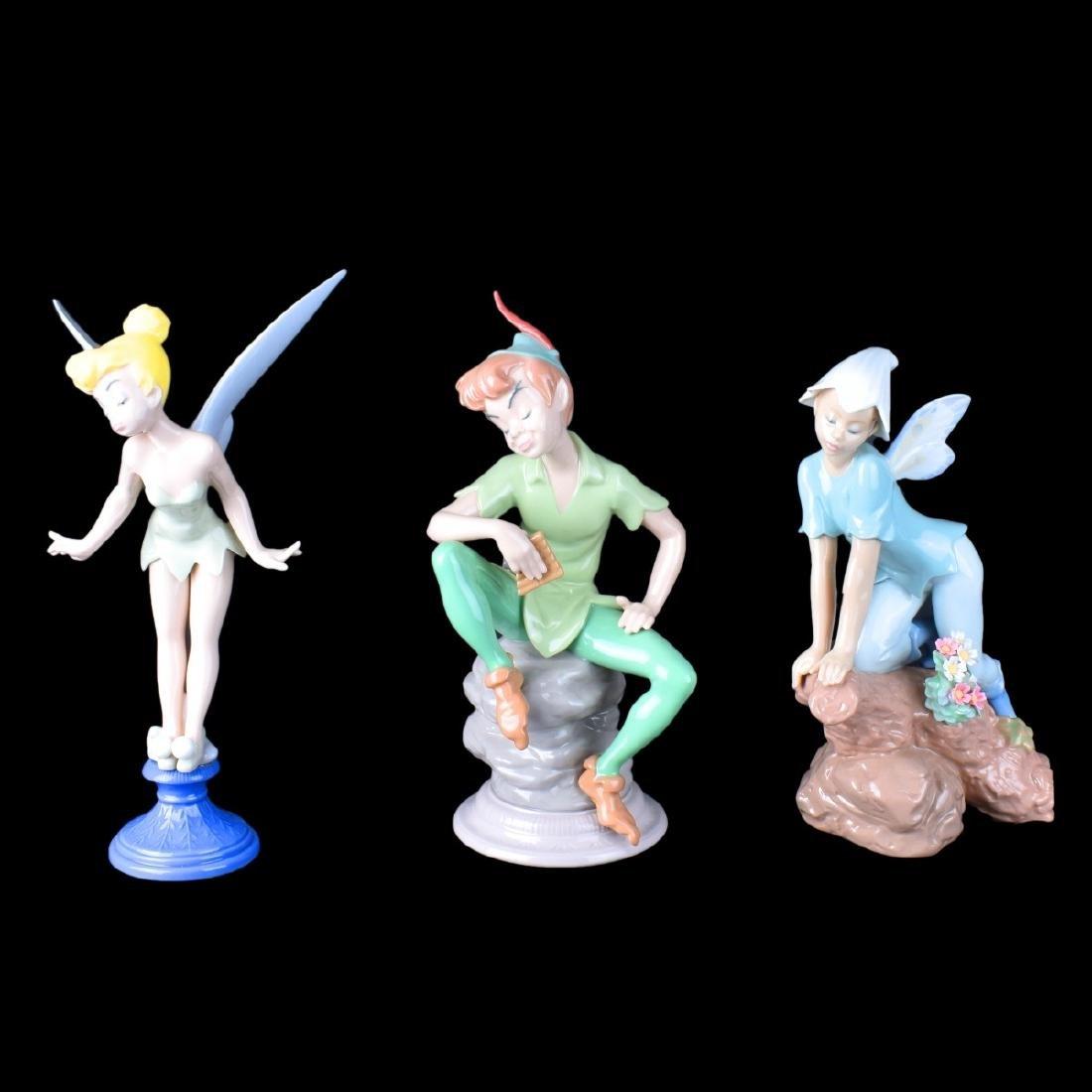 Three Lladro Figurines