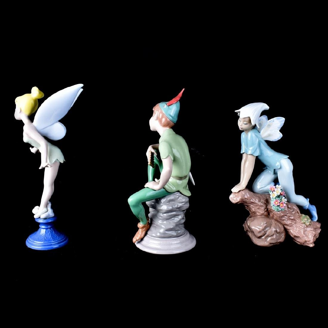 Three Lladro Figurines - 2