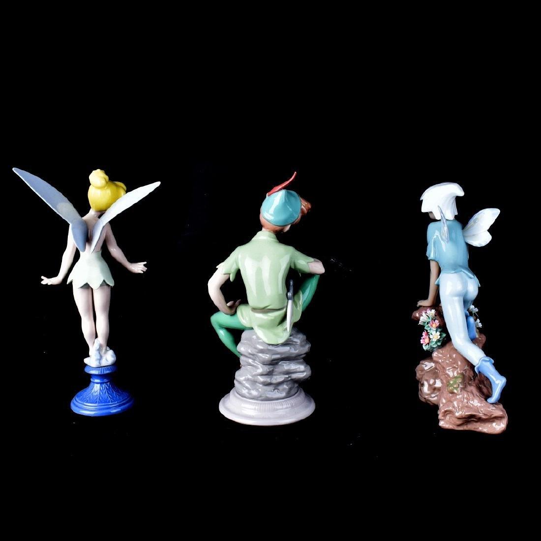 Three Lladro Figurines - 3