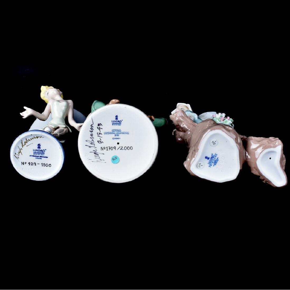 Three Lladro Figurines - 5