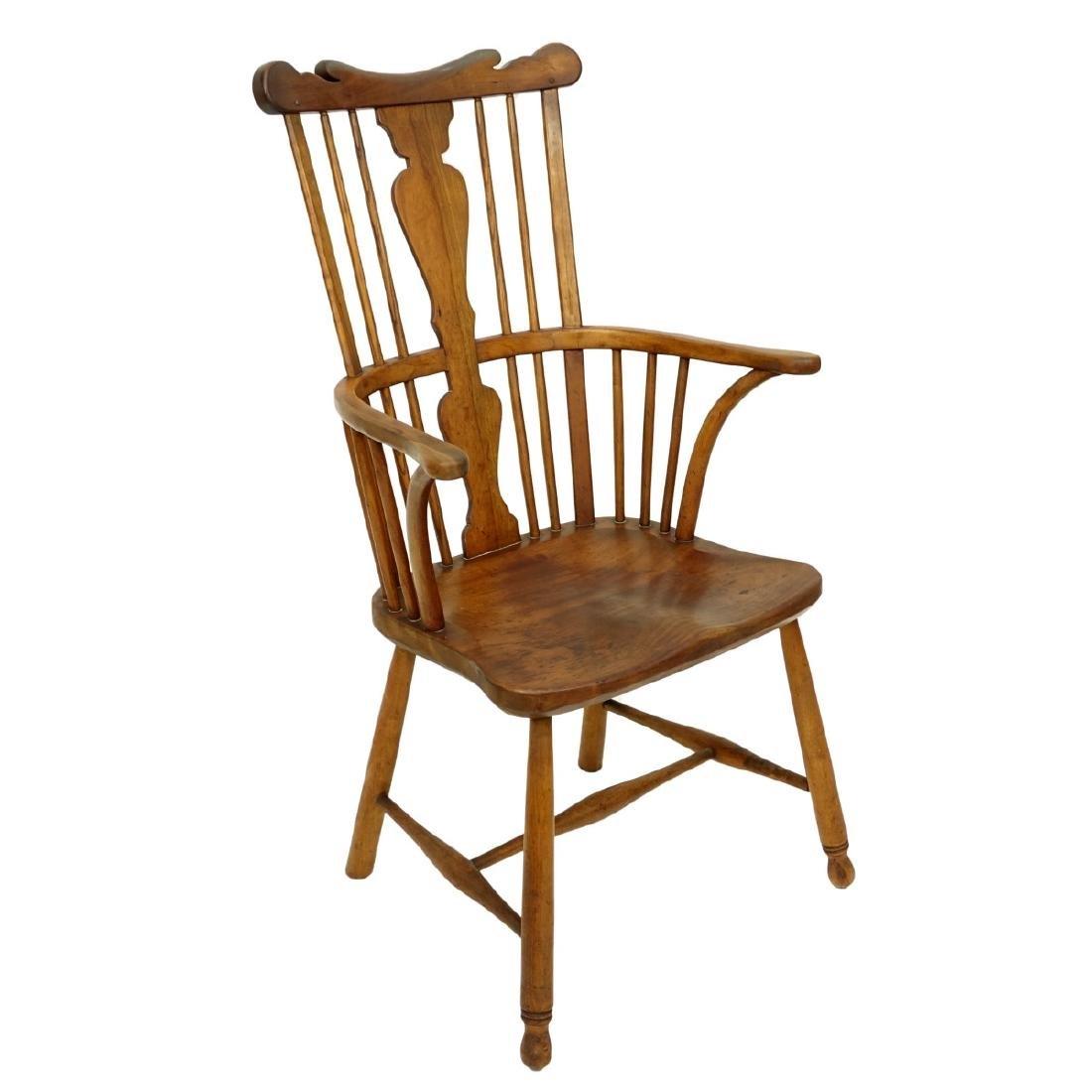 L. & J.G. Stickley Windsor Chair