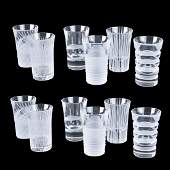 Salviati Vodka Glasses