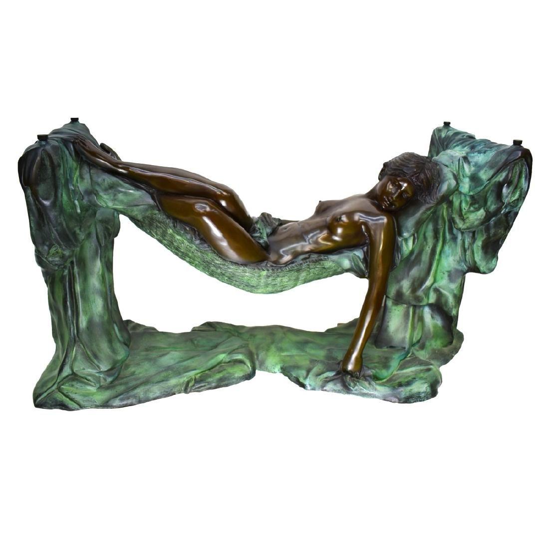 Auguste Moreau (1826 - 1897) Bronze Sculpture