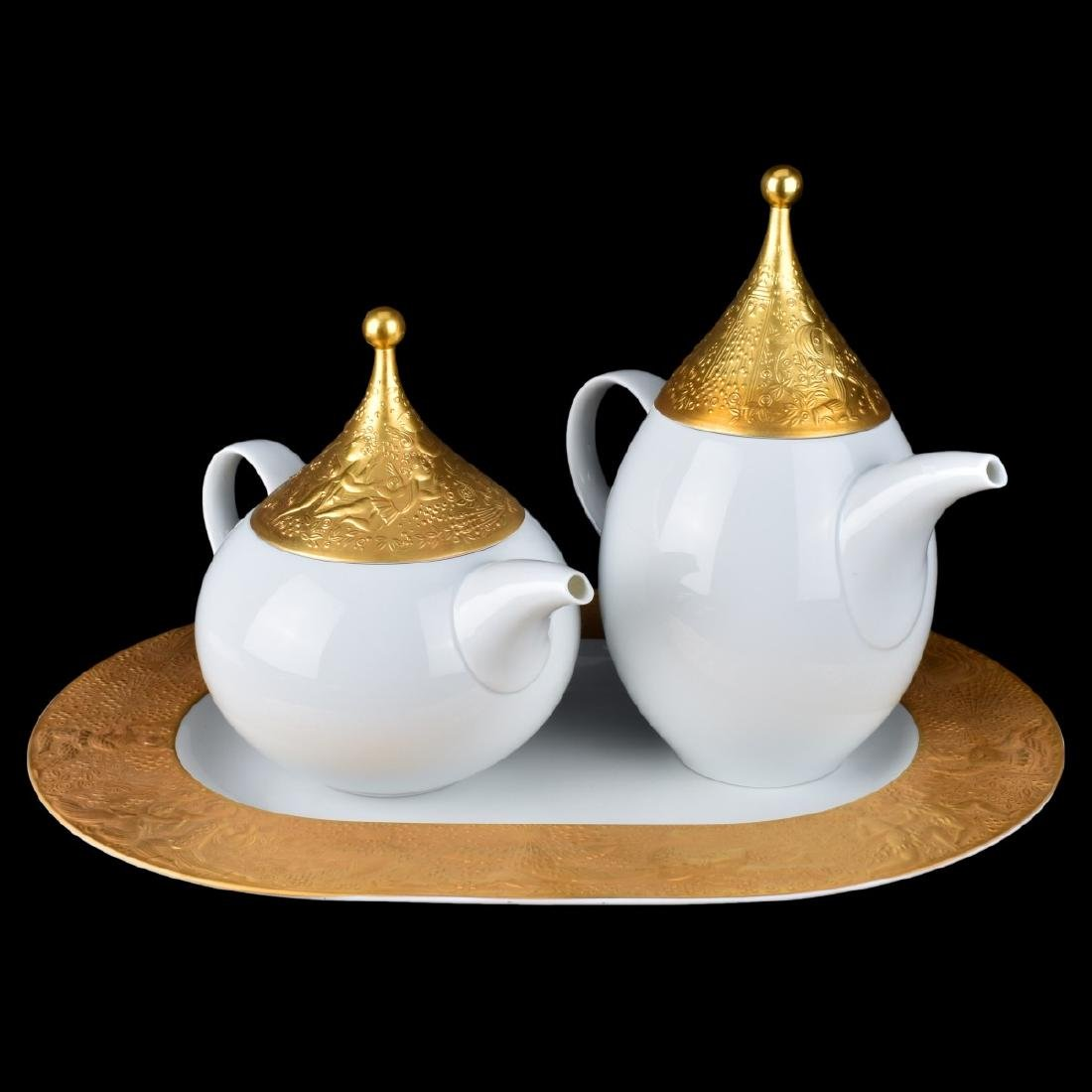 "Rosenthal ""Magic Flute Gold"" Tableware"