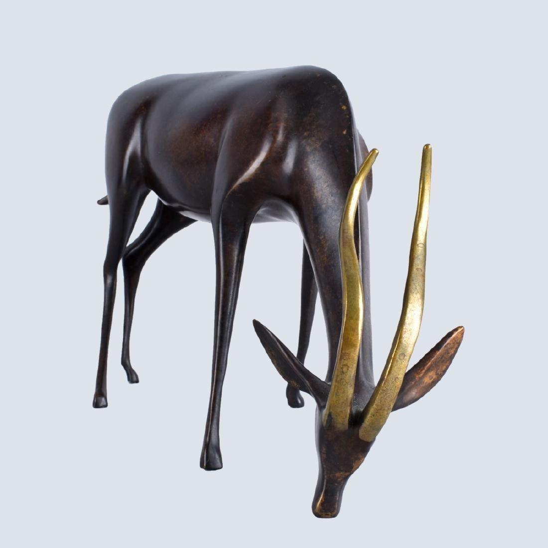 Loet Vanderveen Bronze Sculpture