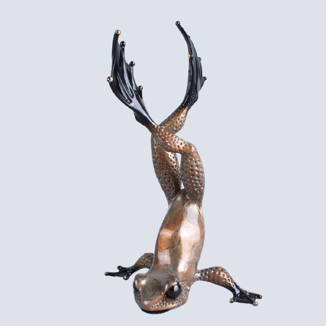 Tim Cotterill Bronze Sculpture