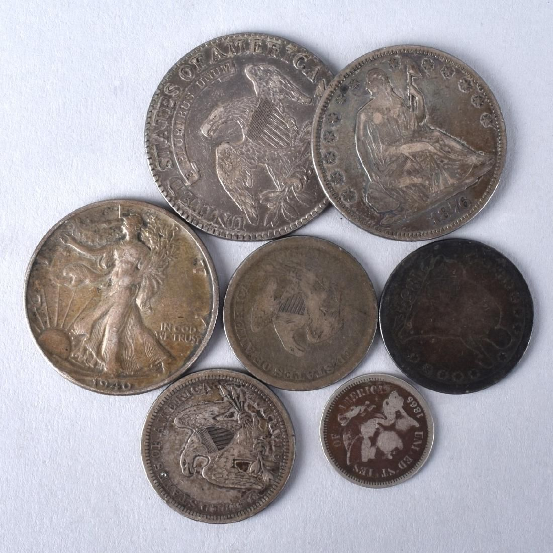United States Silver Coins