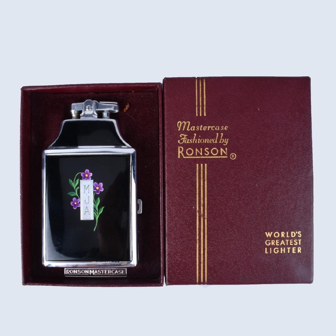 Ronson Mastercase Lighter