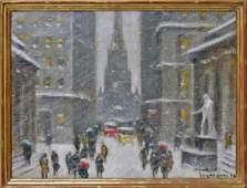 200: Guy Carleton Wiggins American-New York (1883-1962)