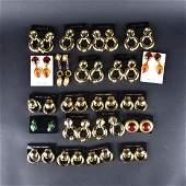 Lot of Assorted Earrings