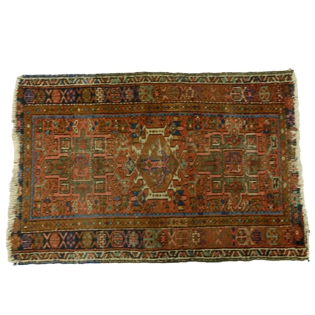 Semi Antique Tribal Rug