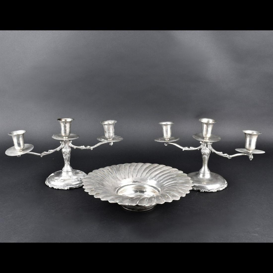 Sterling Silver Tableware