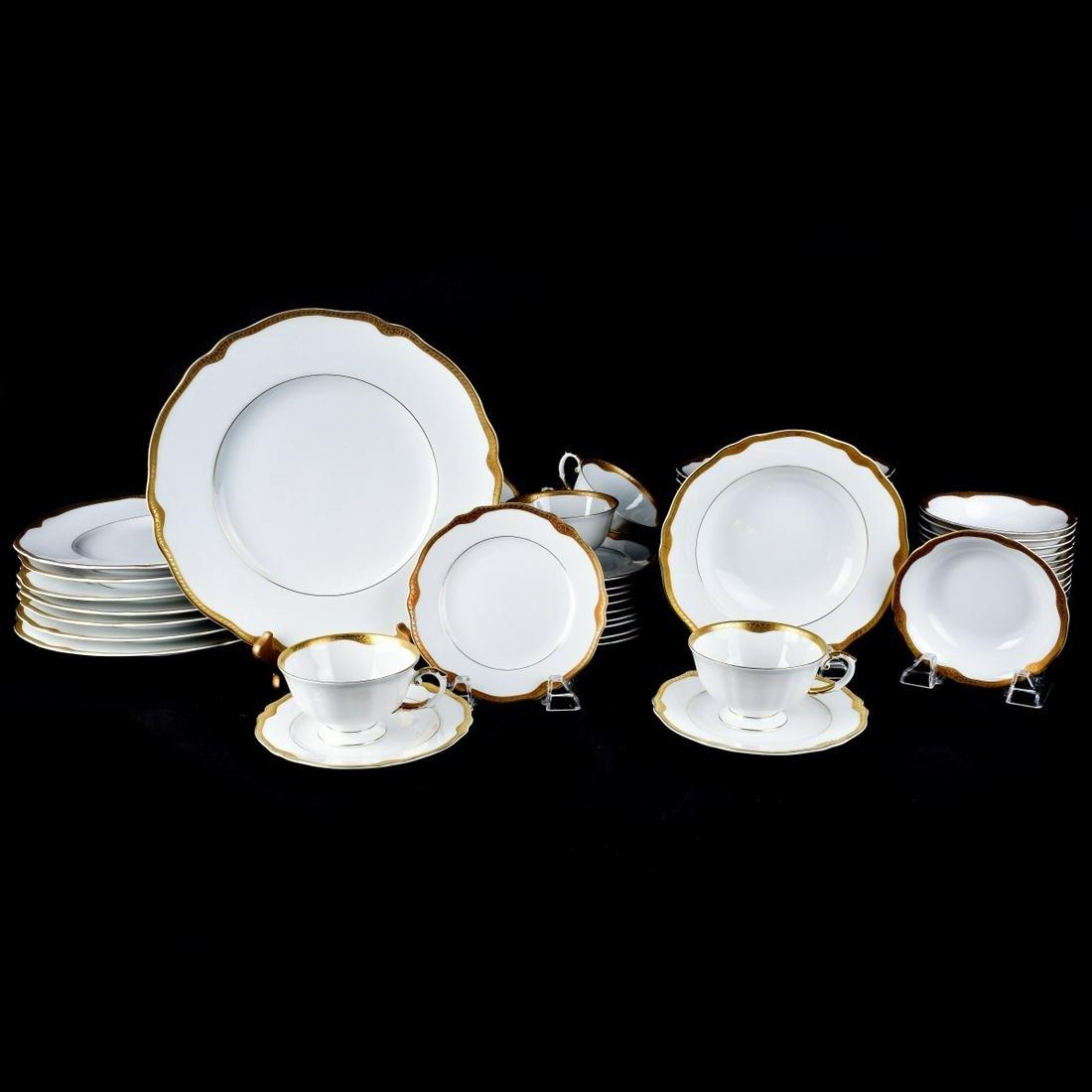 Franconia Jewel Dinnerware