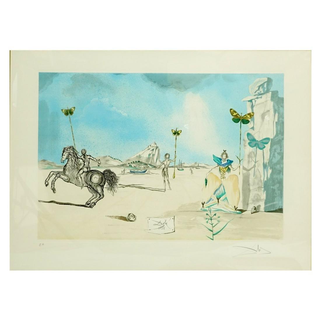 Salvador Dali, Spanish (1904 - 1989)
