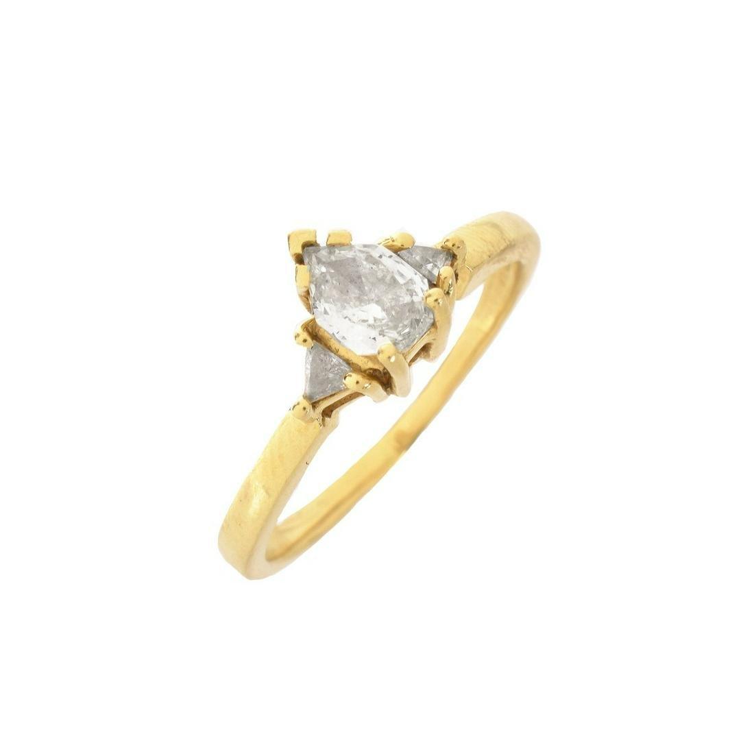 Vintage Diamond and 14K Ring