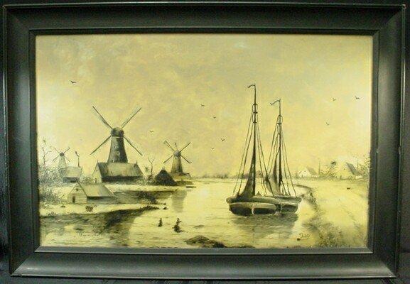 13: after: Jan Hillebrand (Wysmuller) Wijsmuller Dutch