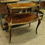 Louis XV Style Tea Table