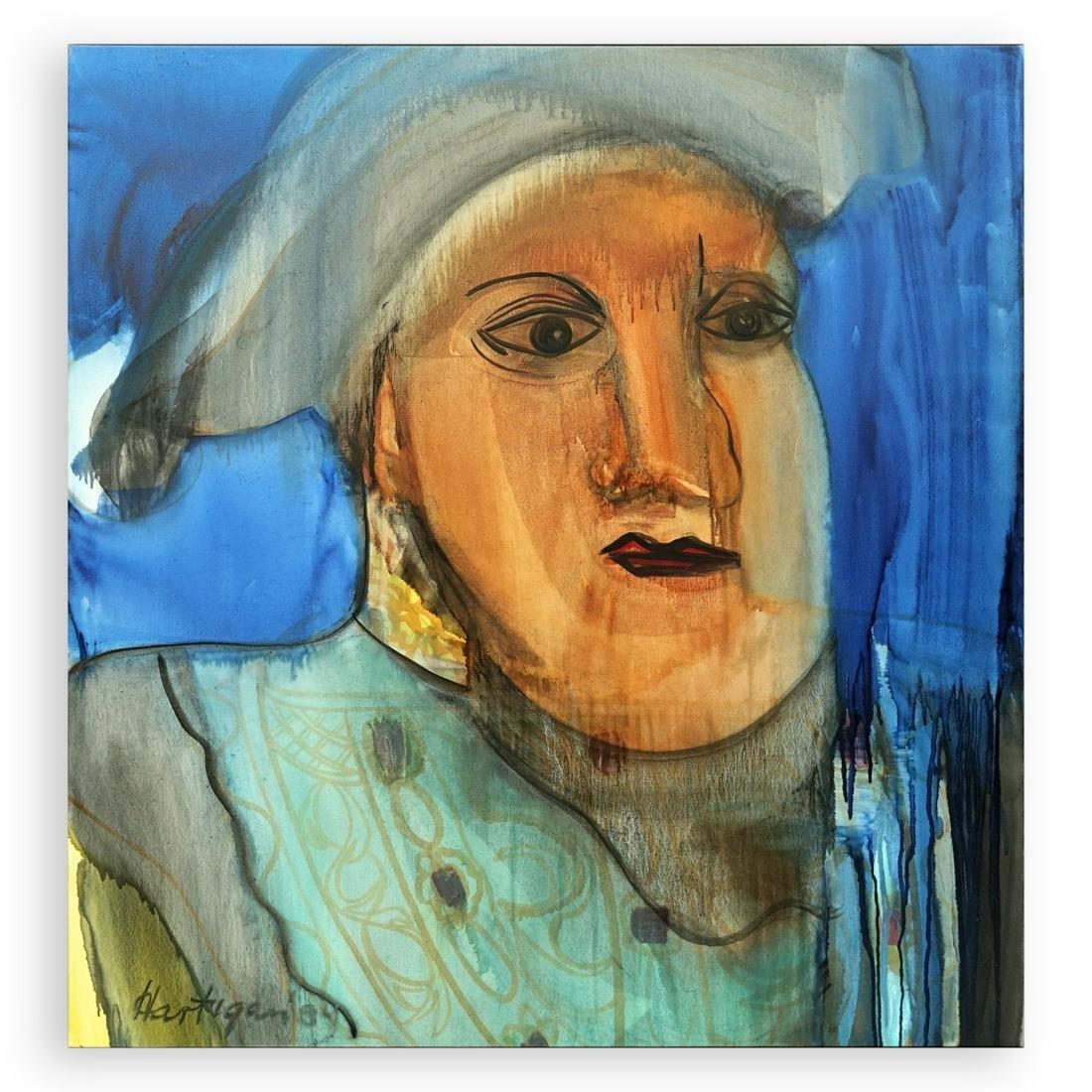Grace Hartigan, American (1922 - 2008)