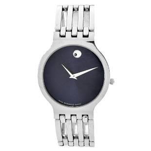Mans Movado Watch