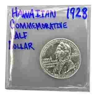 1928 US Half Dollar