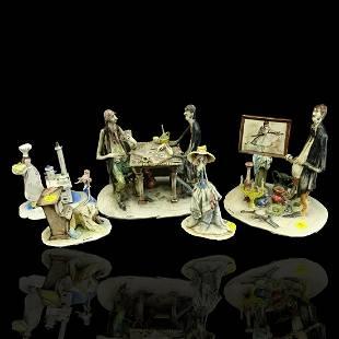 Italian Ceramic Figurines