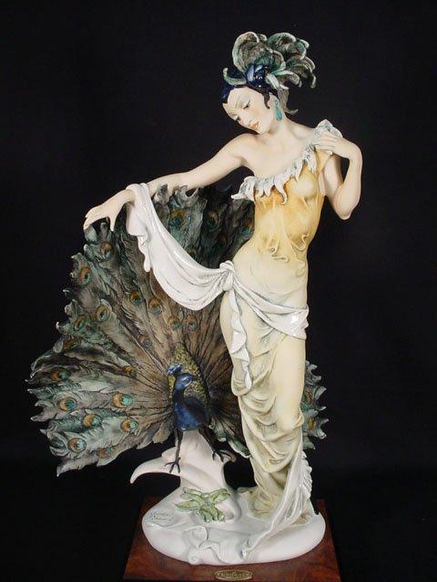 """511: 1994 Limited Edition Giuseppe Armani Figurine """"Isa"""