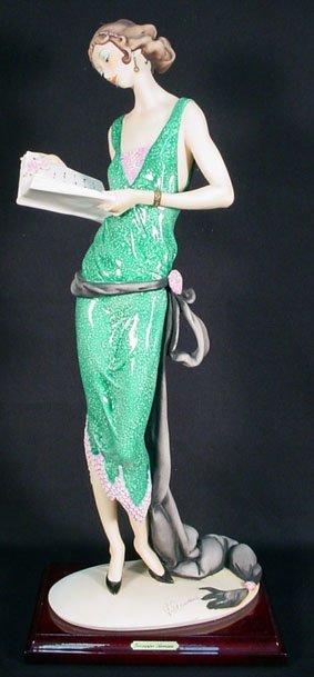 514: Brand New Limited Edition Giuseppe Armani Figurine