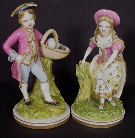 514A: Two (2) 19/20th Century Royal Worcester Porcelain