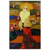 Serguei Smirnov Giclee on Canvas