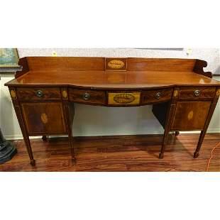 1815 English Hepplewhite Sideboard