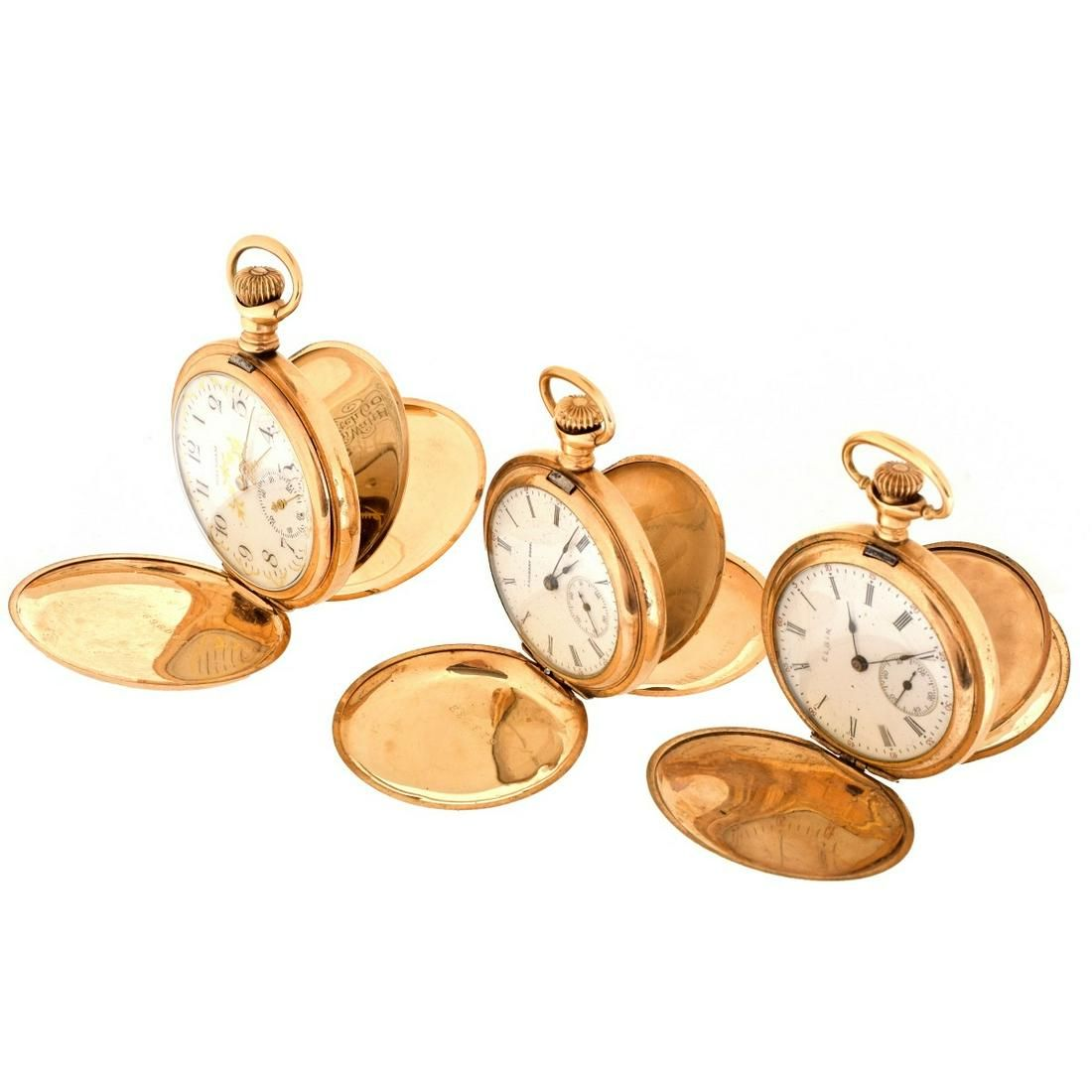 Antique Gold Filled Items
