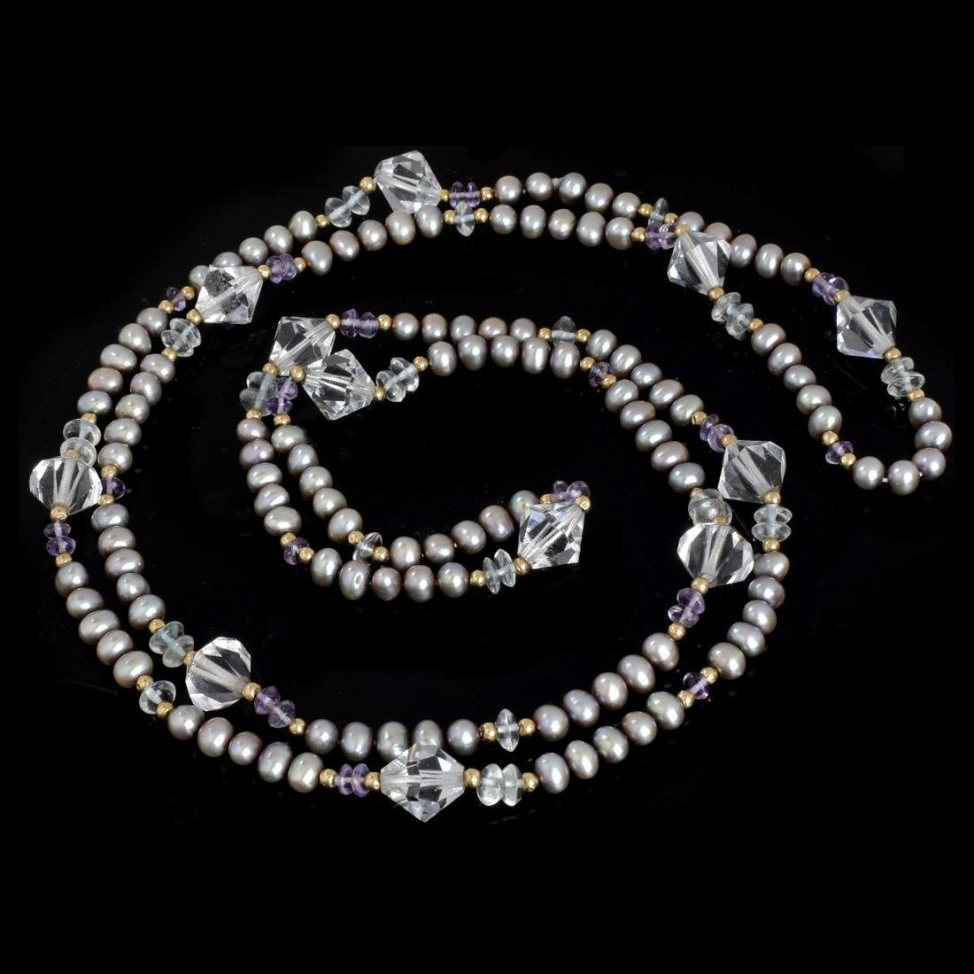 Fortunoff Pearl Necklace