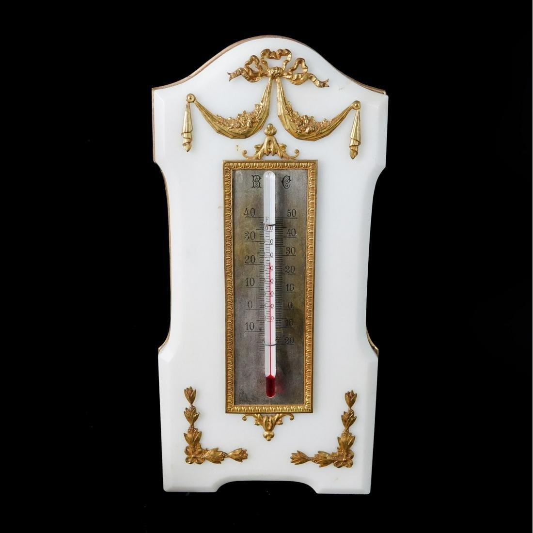 Louis XVI Style Thermometer